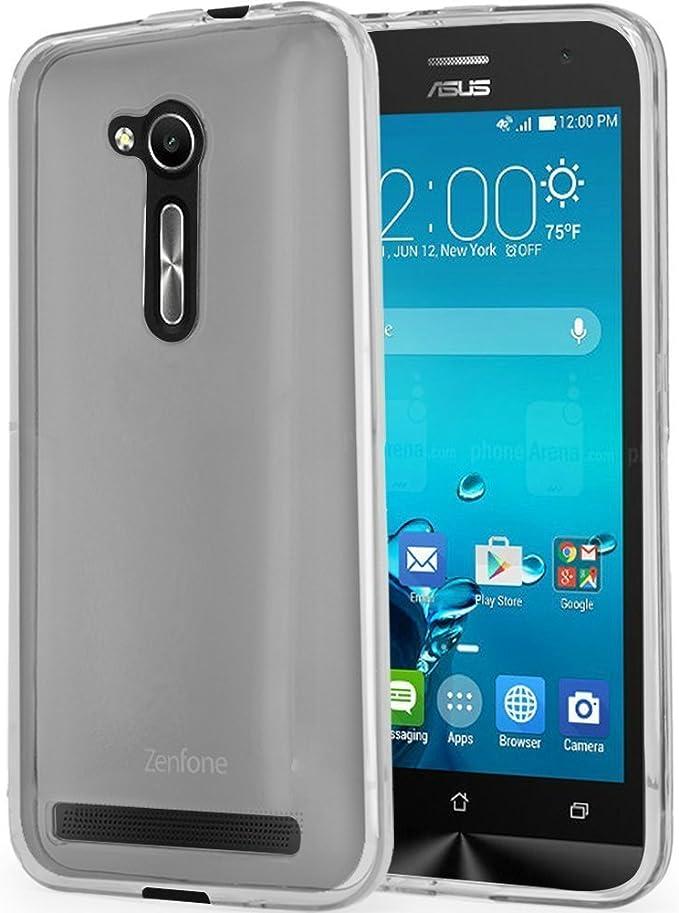 SDTEK ASUS Zenfone Go (ZB500KL) Funda Carcasa Case Bumper Cover ...