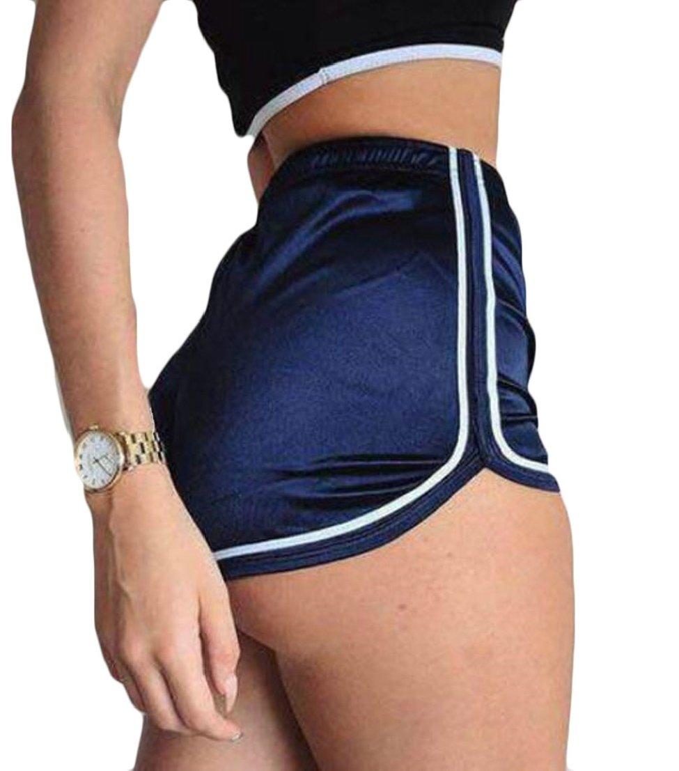 Generic Women's Beach Casual Sport Short Lounge Yoga Running Booty Pants