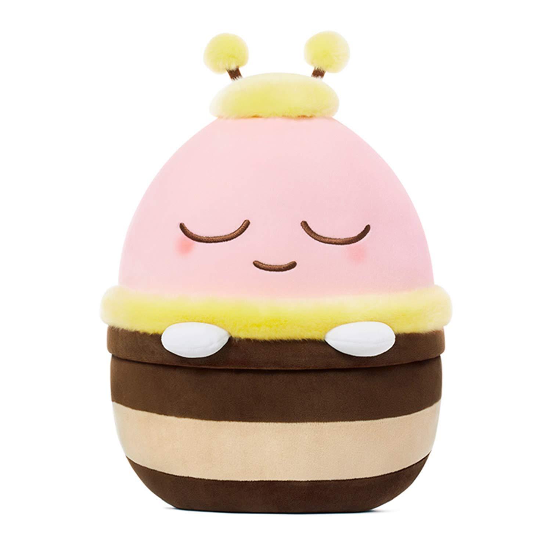 KAKAO FRIENDS Official- Honey Friends Soft Pillow Cushion (Apeach) by KAKAO FRIENDS