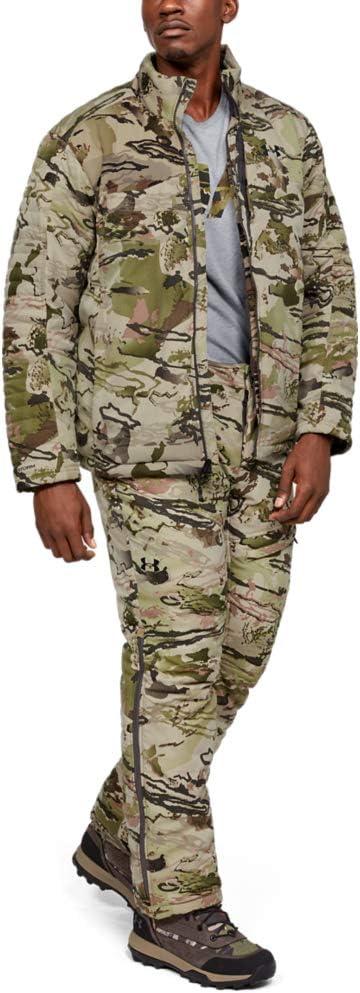 Under Armour Mens Timber Jacket Ua Barren Camo (999)/Black