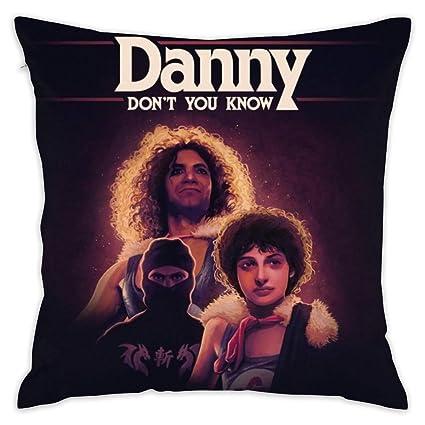 Amazon.com: Adela M Harvey Ninja Sex Party Music Band Pillow ...
