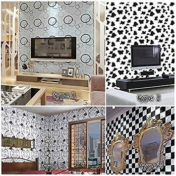 Papier Peint à Carreaux Salle De Bain étanche Porte Rénovation De Meubles  Stickers Auto Adhésif