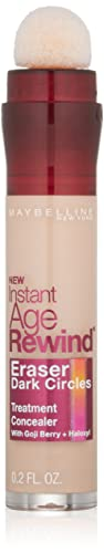 maybelline instant age rewind eraser dark circles treatment concealer review