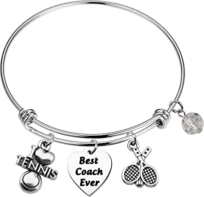 Girls Tennis Bracelet Perfect Gift for Tennis Players Pink Tennis Jewelry