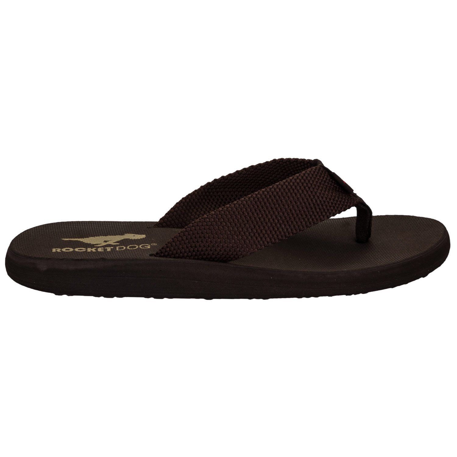 6a06a30198210 Women s Rocket Dog Nina Webbing Flip Flops In Brown  Amazon.co.uk  Shoes    Bags