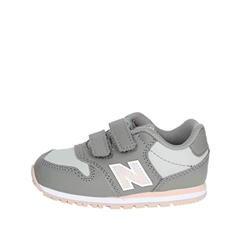 New Balance KV500 PGI Zapatos de bebé de Color Rosa Gris Sneak Sneak: Amazon.es: Zapatos y complementos