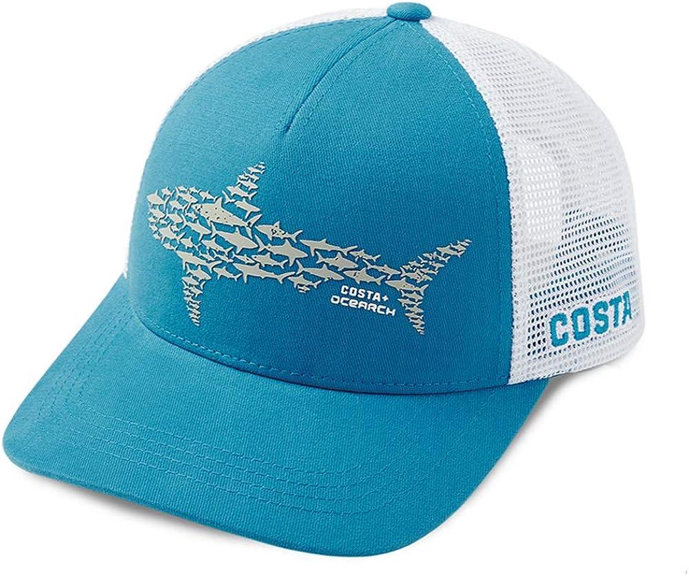 Costa Del Mar Ocearch Huddle Trucker Hat