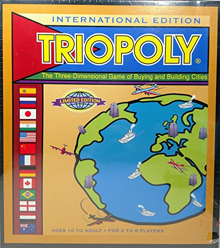 - Triopoly International Edition: The Three Dimensional Game of Buying and Building Cities