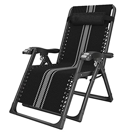 Amazon.com: SjYsXm-reclinables Patio Zero Gravity Silla al ...