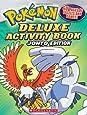 Pokemon: Johto Deluxe Activity Book