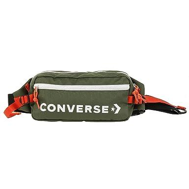 70a7b37cc385c5 Converse Original Adjustable Mens Waist Bag Green  Amazon.com.au ...