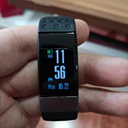 YoYoFit Rock Pulsómetros Pulsera de Actividad Inteligente ...
