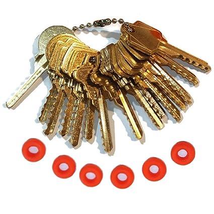 10 Bump Depth offset Rings for Bump Keys