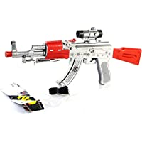 3500Lx Poşetli Pilli Silah Işıklı