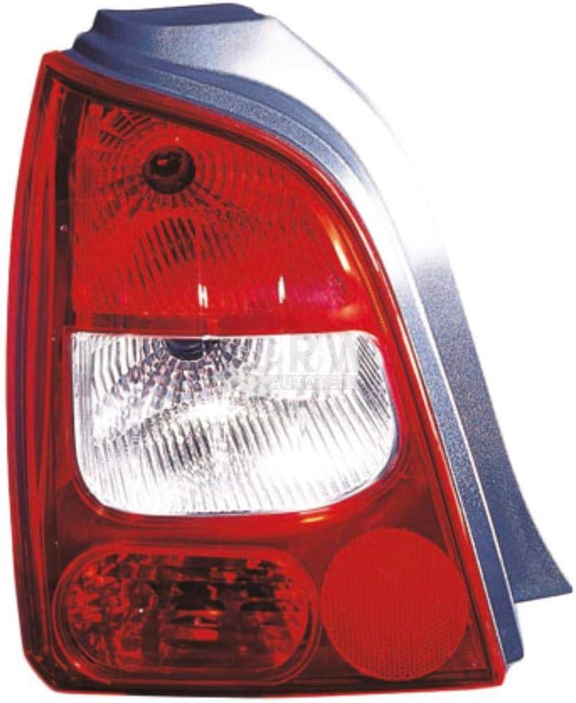 R/ückleuchte Heckleuchte links P21W P21//5W PY21W ohne Lampentr/äger f/ür Model Twingo II CN0/_