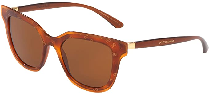 Gafas de Sol Dolce & Gabbana DOUBLE LINE DG 4362 HONEY ...