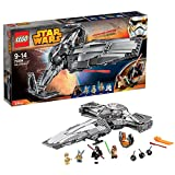 LEGO Star Wars - Sith Infiltrator 75096 (662 Pieces)