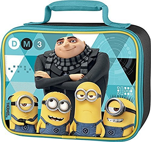 (Thermos Soft Lunch Kit, Despicable Me)