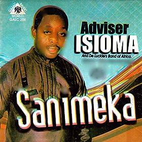 Amazon Com Sanimeka Adviser Isioma And The Luckier S