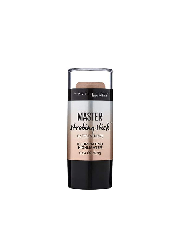 Maybelline New York Master Strobing Stick Illuminante in Stick, 300 Dark Gold B27885