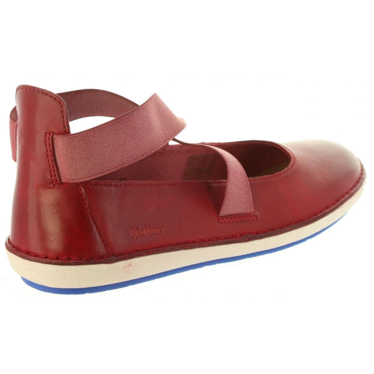 Kickers Schuhe für Damen 609180-50 Folly 4 4 4 Rouge - 66c7bb