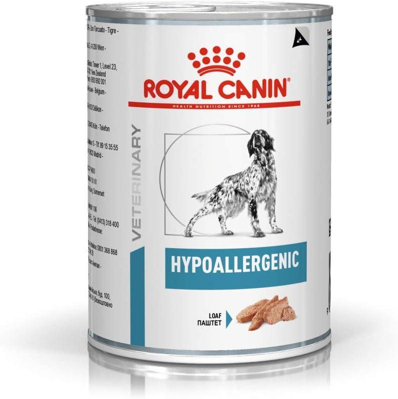 Royal Vet Canine Hypoallergenic Caja 12X400Gr 4800 g
