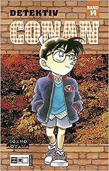 Book Detektiv Conan 14
