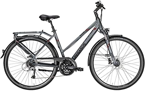 Pegasus opero SL Mujer bicicleta trekking 28 pulgadas 24 ...