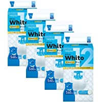 Nepia Whito Tape S60 12H, S, 240 count (Pack of 4)