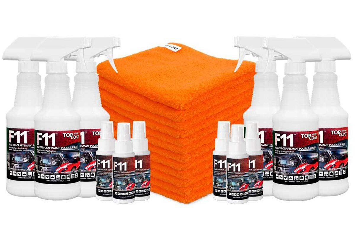 f11 car wax reviews