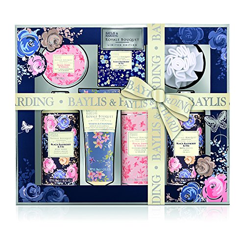 Baylis & Harding Royale Bouquet Ultimate Bathing Gift Set