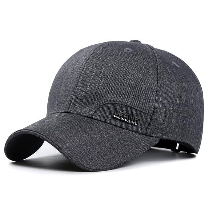 uomo cappello baseball La versione coreana della primavera e dell autunno cappelli  outdoor tempo 53d486d61251