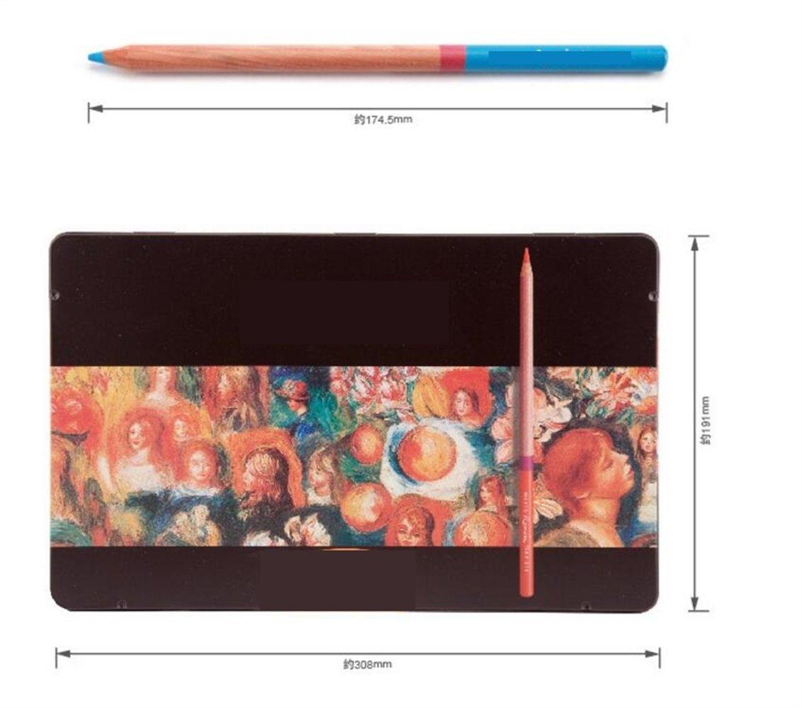 LMKIJN Student Student Student Premium Artist Soft Series Blei 36 Farbstifte für Erwachsene und Profis Schulsachen B07MD5G774 | Gewinnen Sie hoch geschätzt  27fe92