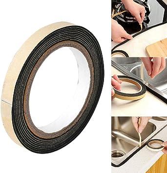 Smartcoco Household Tape Caulk Strip Self Adhesive Waterproof