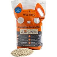 Rufus & Coco Wee Kitty Clumping Corn Litter, 8 lb Medium