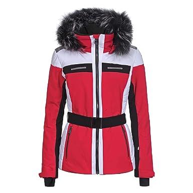 spätester Verkauf Details für vollständig in den Spezifikationen LUHTA Damen Skijacke Benita L7 32425 Cranberry 46: Amazon.de ...