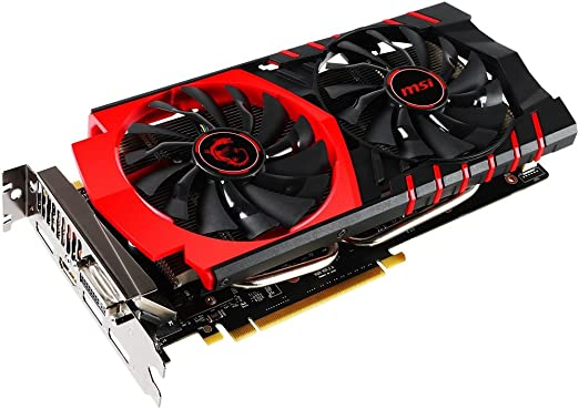 642 opinioni per MSI GTX 950 Gaming 2G Scheda Video, 2 GB GDDR5, Nero