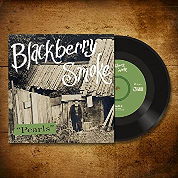 blackberry smoke wood wire & roses