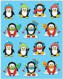 Carson Dellosa Penguins Shape Stickers (168034)