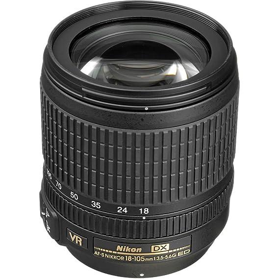 Review Nikon 18-105mm f/3.5-5.6 AF-S