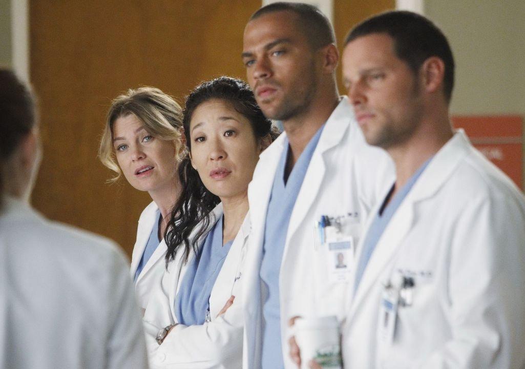 8-HOB7B2 Greys Anatomy Season 10 50cm x 35cm,20inch x 14inch Silk Print Poster