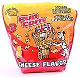Pupcorn Healthy Dog Treats Cheese Flavor, NET Wt. 16 Oz.