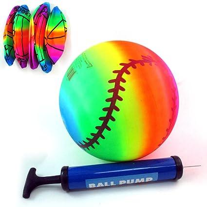 3 Adhesivos PVC balón hinchable de fútbol juego playa fiesta ...
