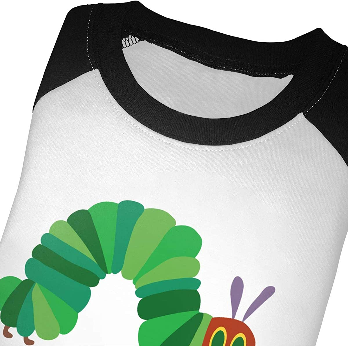 The Very Hungry Caterpillar Child Kids Youth Teenagers T Shirt Graphic Crew Neck Clothes