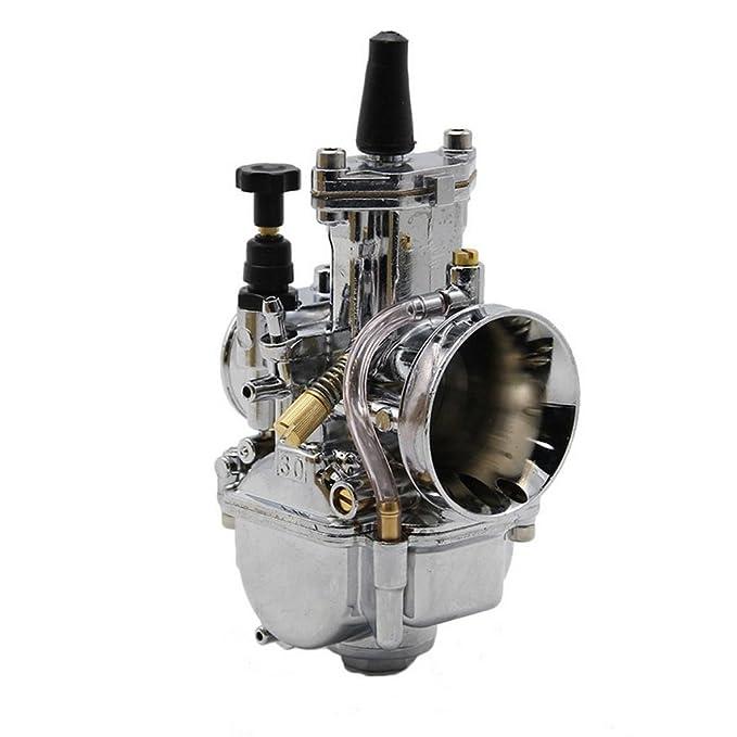 MagiDeal Carburador Power Jet Herramienta de Limpieza Kit para Motocicleta Conexión 30mm: Amazon.es: Coche y moto