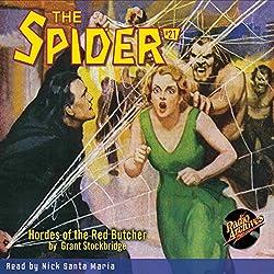 Spider #21 June 1935