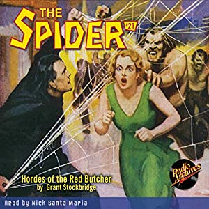 Spider #21 June 1935 Audiobook