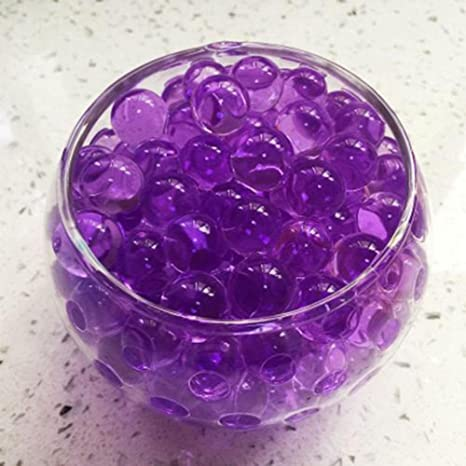 32f40fb76 1000 perlas de agua para plantas, flores, jalea, suelo, bola de cristal