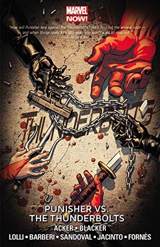 Thunderbolts Volume 5: Punisher vs. the Thunderbolts (Marvel Now)