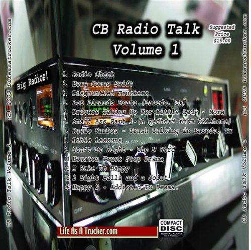 CB Radio Talk Vol1 - Real Truckstop CB Radio Drama (Cb Radio For Jeep)